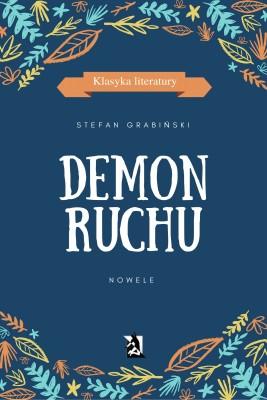okładka Demon ruchu, Ebook | Stefan Grabiński