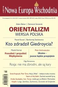okładka Nowa Europa Wschodnia 2/2017. Ebook | EPUB,MOBI | Autor zbiorowy Autor zbiorowy