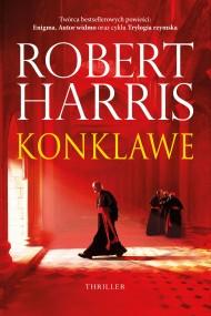 okładka Konklawe. Ebook | EPUB,MOBI | Robert Harris, Andrzej Szulc