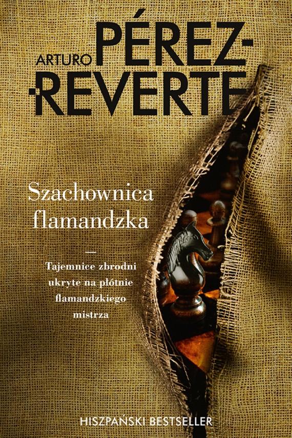 okładka Szachownica flamandzkaebook | EPUB, MOBI | Arturo Perez-Reverte