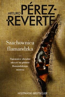 okładka Szachownica flamandzka, Ebook | Arturo Perez-Reverte
