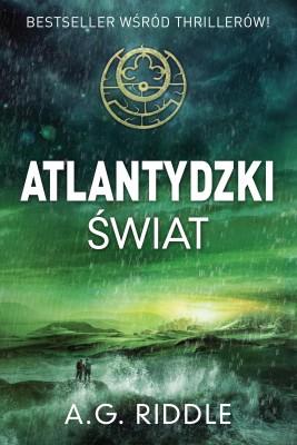 okładka Świat Atlantydzki, Ebook   A.G. Riddle