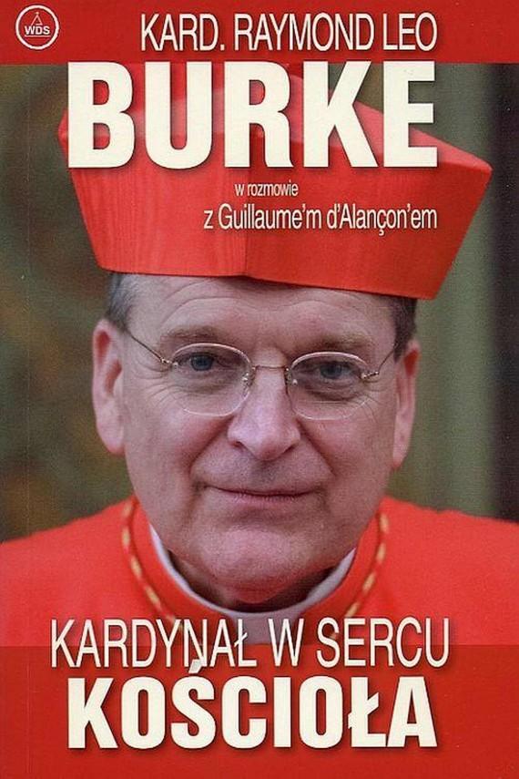 okładka Kardynał w sercu kościołaebook | EPUB, MOBI | Raymond Leo  Burke