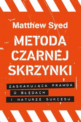 okładka Metoda czarnej skrzynki, Ebook | Matthew Syed