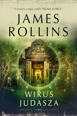 okładka Wirus Judasza, Ebook | James Rollins, Paweł Wieczorek