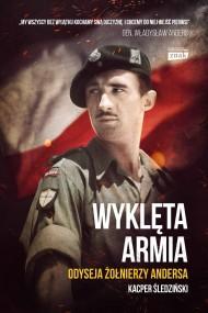 okładka Wyklęta armia. Ebook | EPUB,MOBI | Kacper Śledziński