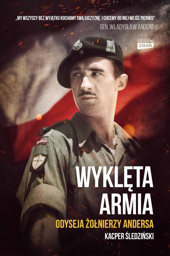 okładka Wyklęta armia. Ebook | EPUB, MOBI | Kacper Śledziński