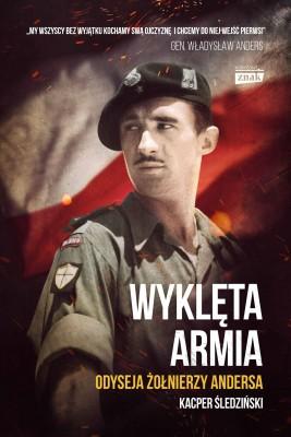 okładka Wyklęta armia, Ebook | Kacper Śledziński