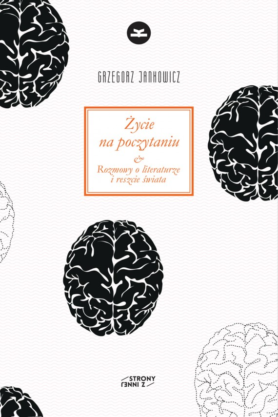 okładka Życie na poczytaniu.. Ebook | EPUB, MOBI | Grzegorz Jankowicz