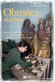 okładka Obrońca skarbów, Ebook | Marta  Grzywacz