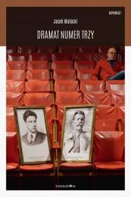 okładka Dramat Numer Trzy, Ebook | Jacek Matecki