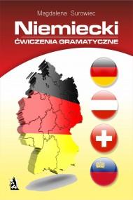 okładka Niemiecki. Ćwiczenia gramatyczne, Ebook | Magdalena Surowiec