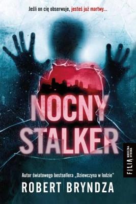 okładka Nocny stalker, Ebook | Robert Bryndza