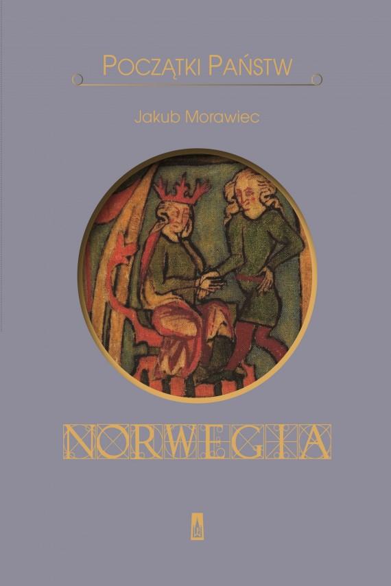 okładka Początki państw.Norwegiaebook | EPUB, MOBI | Jakub Morawiec