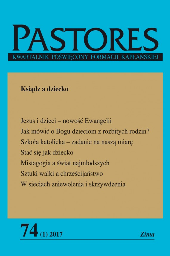 okładka Pastores 74 (1) 2017ebook | EPUB, MOBI | Zespół Redakcyjny