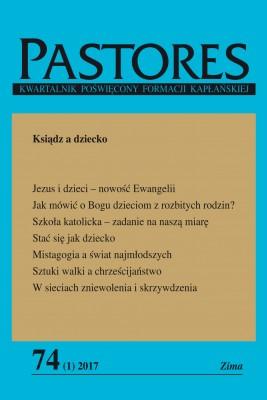 okładka Pastores 74 (1) 2017, Ebook | Zespół Redakcyjny