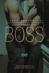 okładka Boss. Ebook | EPUB,MOBI | Sierra Cartwright