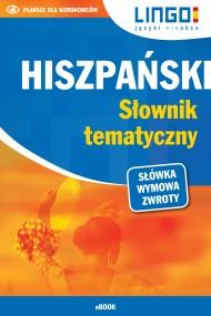 okładka Hiszpański. Słownik tematyczny. eBook, Ebook | Danuta Zgliczyńska