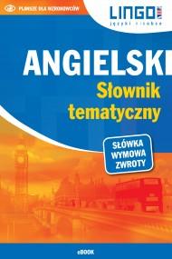 okładka Angielski. Słownik tematyczny. eBook, Ebook | Anna Laskowska