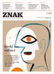 okładka ZNAK Miesięcznik nr 743: Języki miłości. Ebook | EPUB,MOBI | autor  zbiorowy