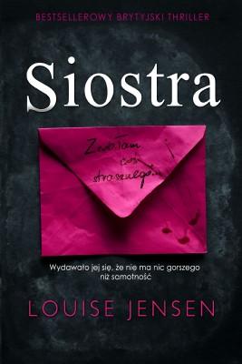 okładka Siostra, Ebook | Louise  Jensen