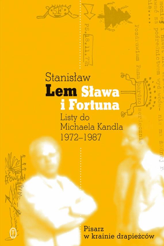 okładka Sława i Fortuna. Ebook | EPUB, MOBI | Stanisław Lem