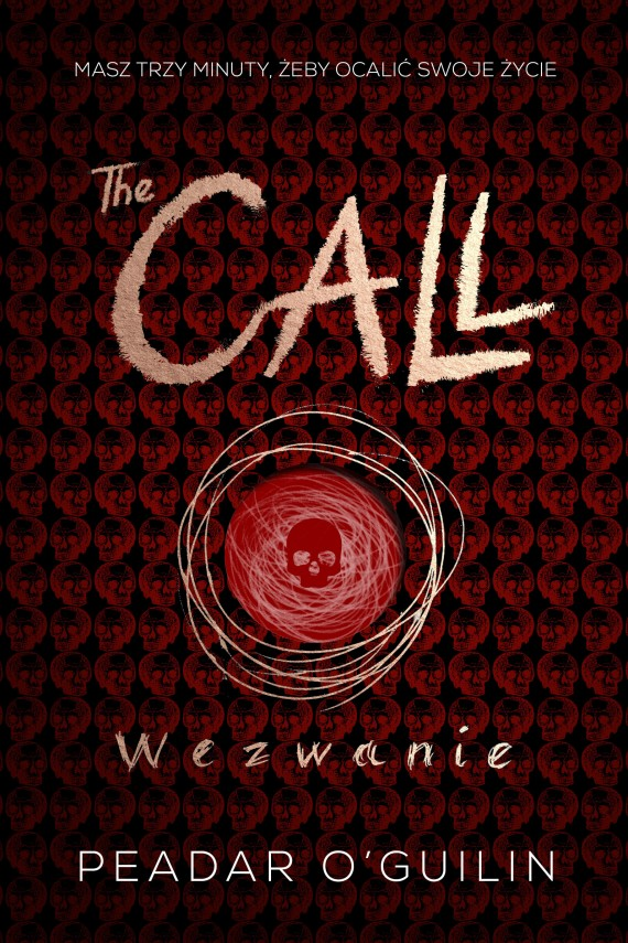 okładka The Call.Wezwanieebook | EPUB, MOBI | Peadar  Ó  Guilín