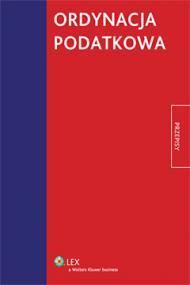 okładka Ordynacja podatkowa. Ebook | EPUB_DRM | autor zbiorowy