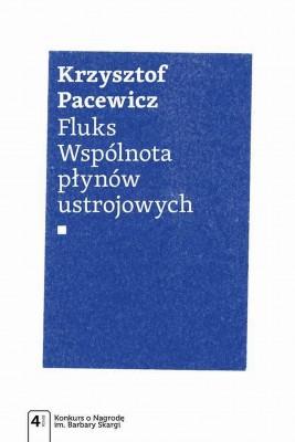 okładka Fluks. Wspólnota płynów ustrojowych, Ebook   Krzysztof  Pacewicz