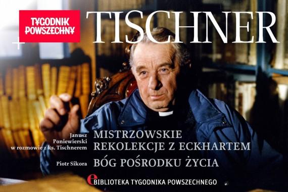 okładka Tischner: Mistrzowskie rekolekcje z Eckhartemebook | EPUB, MOBI | Janusz Poniewierski, Józef Tischner, Piotr  Sikora