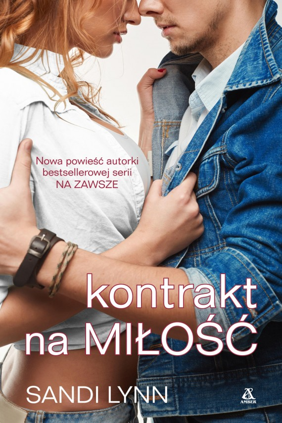 okładka Kontrakt na miłość. Ebook | EPUB, MOBI | Sandi Lynn