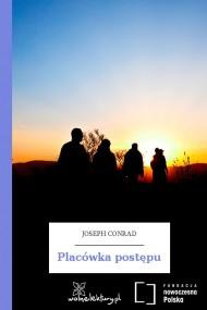 okładka Placówka postępu. Ebook | EPUB,MOBI | Joseph Conrad