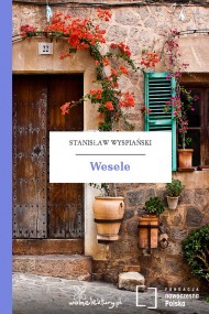 okładka Wesele. Ebook | papier | Stanisław Wyspiański
