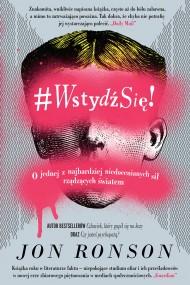 okładka #WstydźSię!. Ebook | EPUB,MOBI | Jon Ronson
