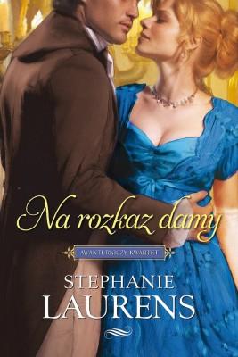 okładka Na rozkaz damy, Ebook | Stephanie  Laurens