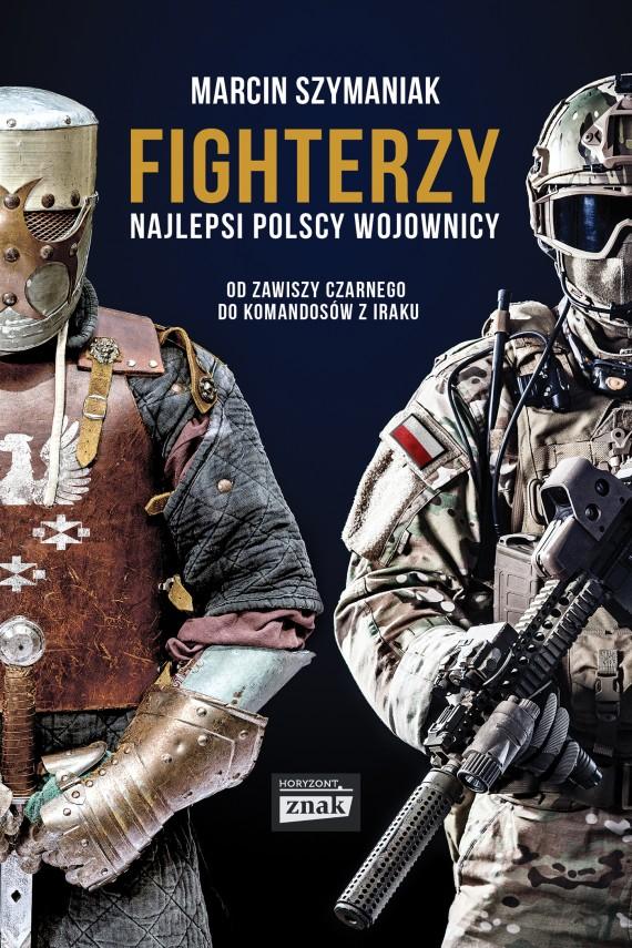 okładka Fighterzy. Ebook | EPUB, MOBI | Marcin Szymaniak