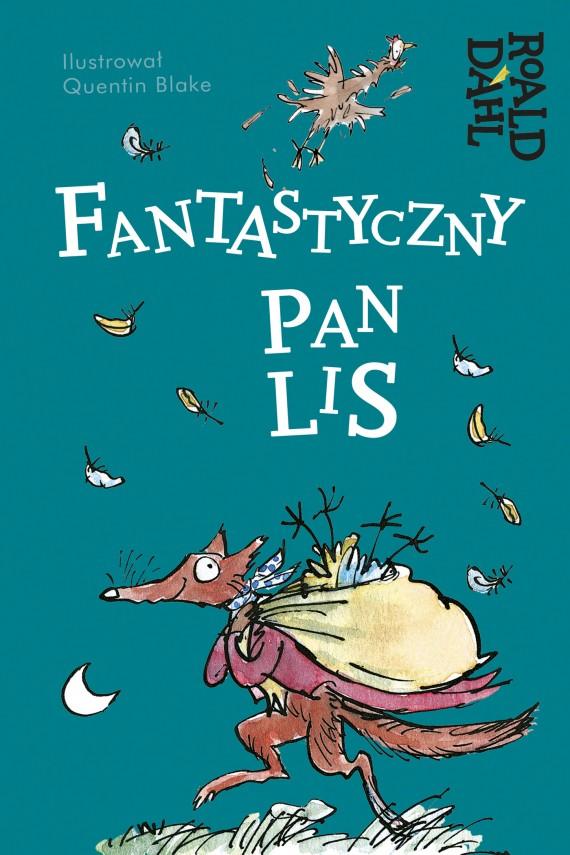 okładka Fantastyczny Pan Lisebook | EPUB, MOBI | Roald Dahl