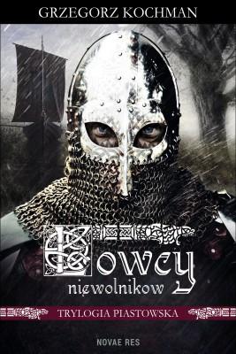 okładka Łowcy niewolników, Ebook   Grzegorz Kochman