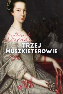 okładka Trzej muszkieterowie, Ebook | Aleksander  Dumas