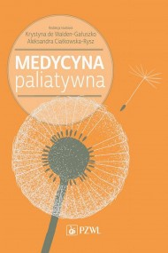 okładka Medycyna paliatywna, Ebook | Krystyna  de  Walden-Gałuszko