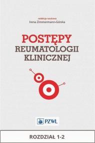 okładka Postępy reumatologii klinicznej. Rozdział 1-2, Ebook | redakcja  naukowa