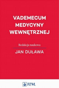 okładka Vademecum medycyny wewnętrznej. Ebook | papier | Jan  Duława