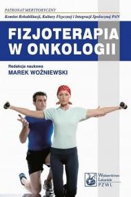 okładka Fizjoterapia w onkologii. Ebook | EPUB,MOBI | Praca zbiorowa