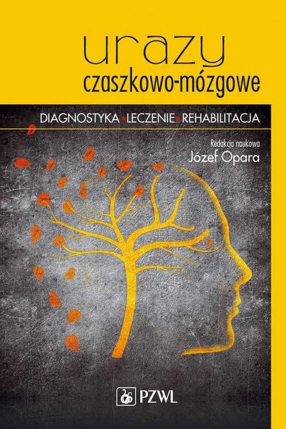 okładka Urazy czaszkowo-mózgoweebook | EPUB, MOBI | Józef  Opara