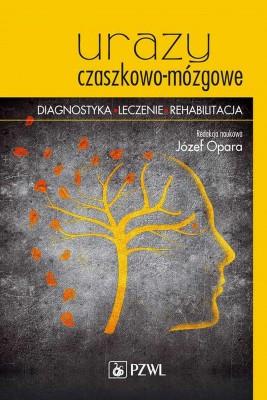 okładka Urazy czaszkowo-mózgowe, Ebook | Józef  Opara