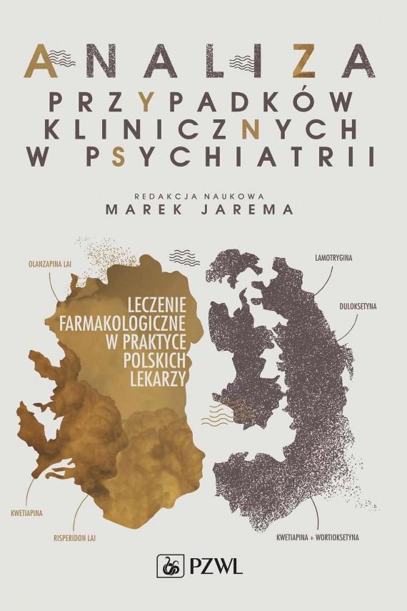 okładka Analiza przypadków klinicznych w psychiatriiebook | EPUB, MOBI | Marek  Jarema