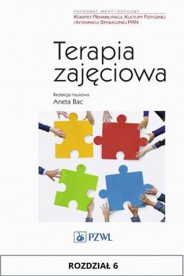 okładka Terapia zajęciowa. Rozdział 6, Ebook | Paulina  Aleksander-Szymanowicz