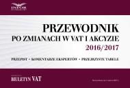 okładka Przewodnik po zmianach w prawie pracy i ZUS 2016/2017. Ebook | PDF | Praca zbiorowa