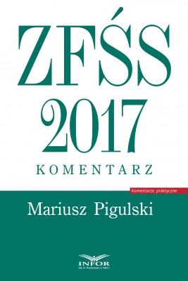 okładka ZFŚS 2017. Komentarz, Ebook | Mariusz  Pigulski