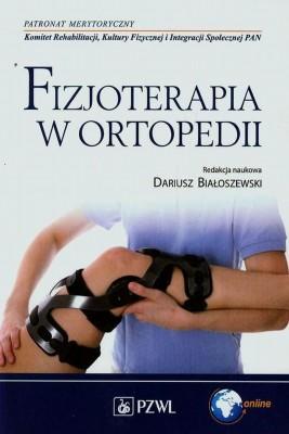 okładka Fizjoterapia w ortopedii, Ebook | Dariusz  Białoszewski